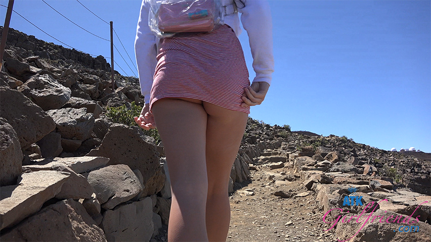 The upskirt was the most fun you had